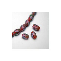 Perle Mignon - Colore: ROSSO - Ø mm 2