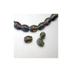 Perle Mignon - Colore: GIALLO - Ø mm 2