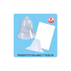 TERMINAL COLLANE ARGENTO 4X11 OTTONE PL ACCATO CONF.10000PZ