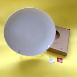 Terminale in Metallo per Cordoncino mm 4x10,5 - Placcato Argento