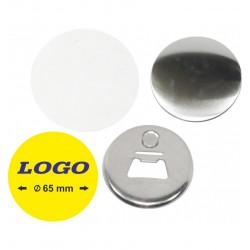 Plastic Bag w/hole - sealed size cm 7x9 (total 7x14)