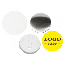 Plastic Bag w/hole - sealed size cm 13x15 (total 13x20)