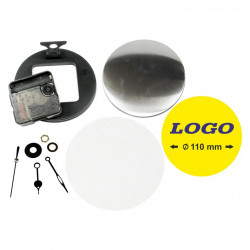 TONDO  Ø 110 mm OROLOGIO
