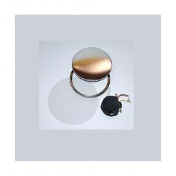 Portapillola Tascabile Rettangolare con Decoro su Porcellana - Primo Bacio