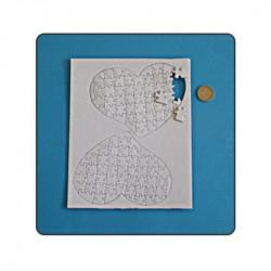 Portapillola Tascabile Rettangolare Personalizzata Linea Porcellana