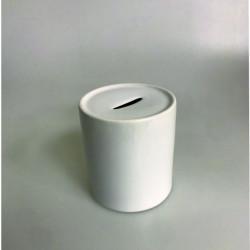 COFANETTO OVALE C/Pulsante - Con Coperchio BOMBATO e Vaschetta interna con divisorio estraibile-Personalizzabile in Vari Modi