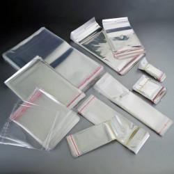 Grani in Vetro (in Fili da 42 pz) - Colore: ROSA - mm 8x4