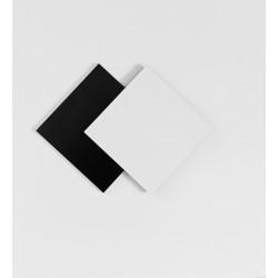 Chiodo Nichelato - Punta Aperta con Strass di Vetro - Colore BLU - mm 7x7,5