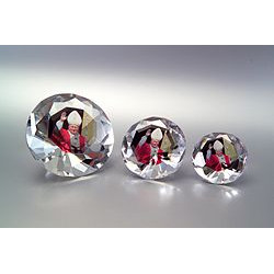 Bracialetto in perle da Ø6 bianche e 41 strass in cristallo color bianco e rosso 1200/6E-STRASS