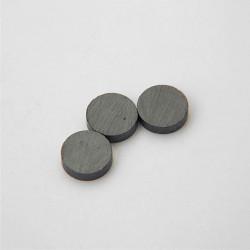 Portachiavi decina in metallo c/croce da personalizzare in entrambi i lati. 1000/12